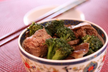 Air Fryer Chinese Beef and Broccoli Air Fryer Recipe