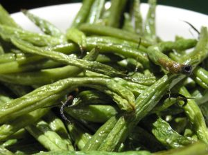 green beans air fried recipe