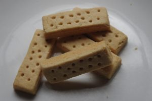 Air Fryer Shortbread