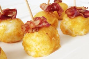 bacon croquettes