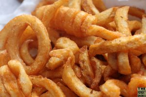 airfryer curly french fries