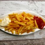 Simple Air Fryer Frozen French Fries